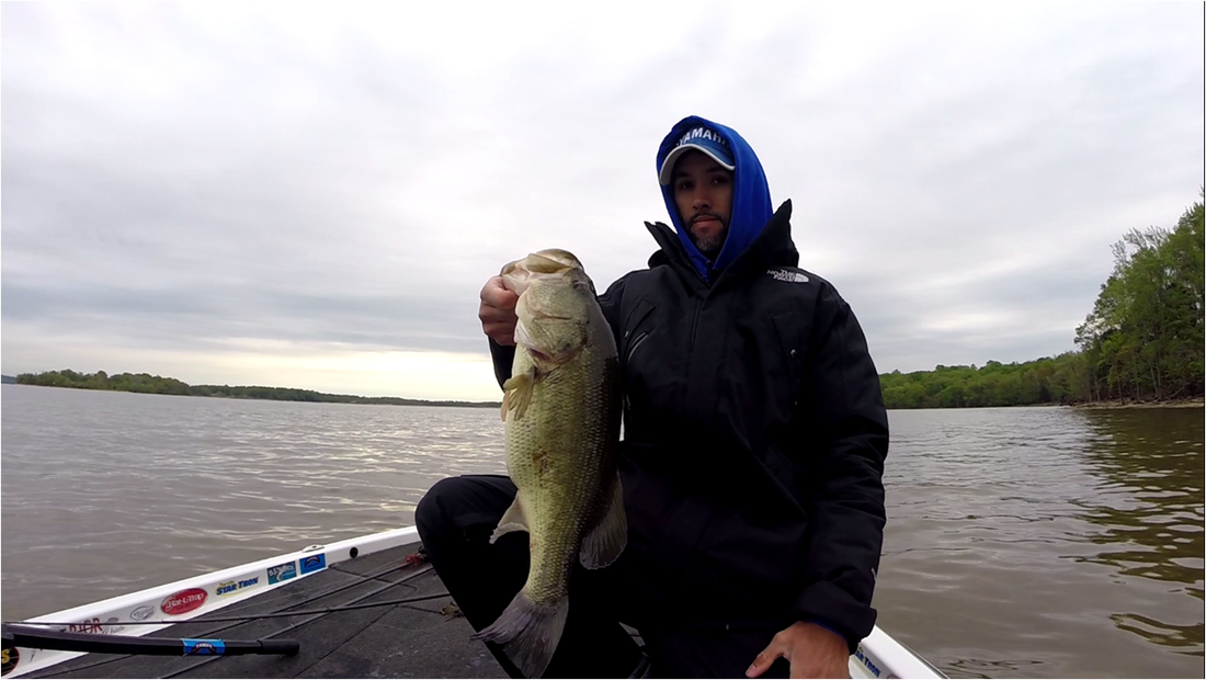 Blog archives thomas harden fishers of men 2013 for Lake anna fishing report