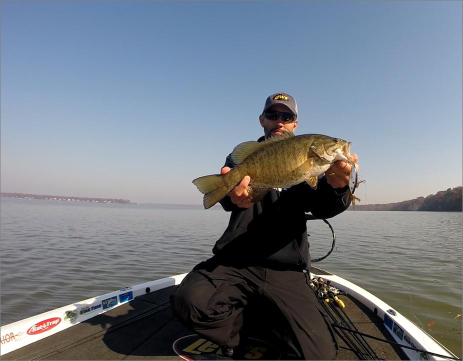 Thomas harden fishers of men 2013 district 5 champion for Lake keowee fishing report